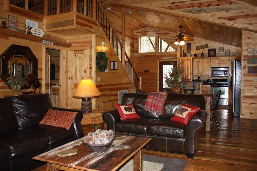Beavers Bend Cabins Video